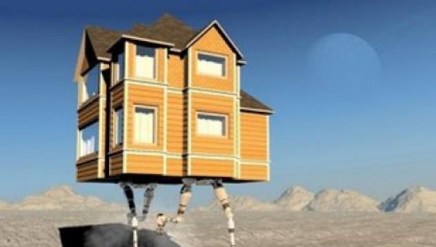 Ходеща къща