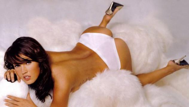 Десетте най-красиви жени за 2008-а според сп. FHM