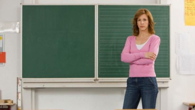 Учителски стриптийз