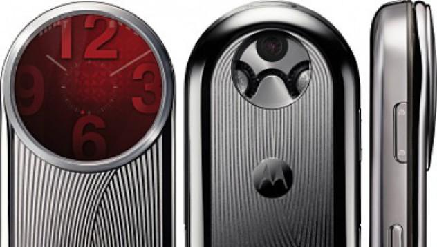 Motorola Aura – аурата на заможните
