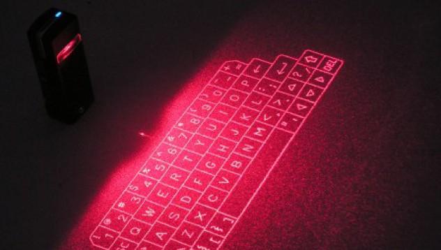 Клавиатура от бъдещето