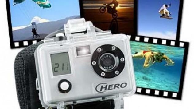 Водоустойчив фотоапарат за ръка