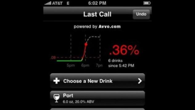 iPhone: Спри да пиеш!