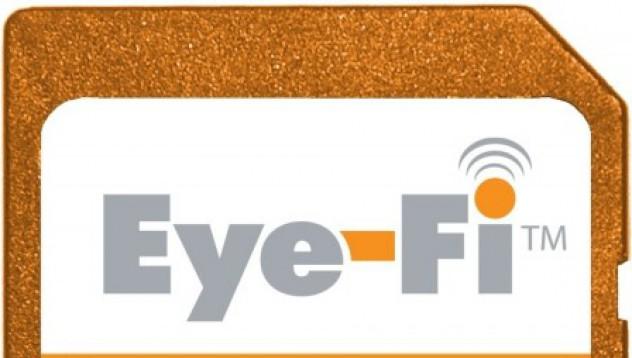 Eye-Fi Explore SD Card