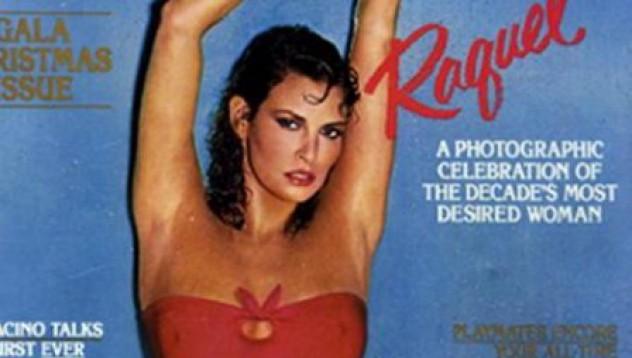 Ракел Уелч е най-секси корицата на Playboy според FOX