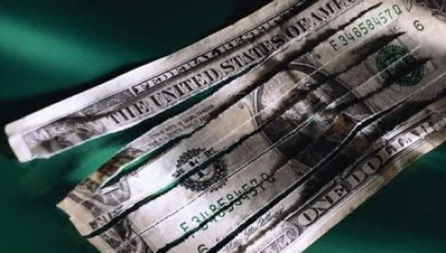 Клошар намира 10 000 лири