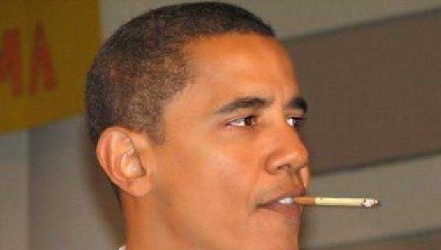 Тормозят Обама да откаже цигарите