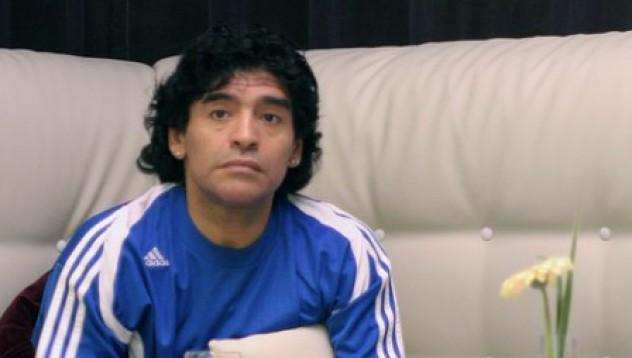 Марадона крие миналото си