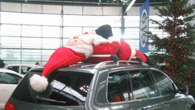 Дядо Мраз – Автоджамбаз