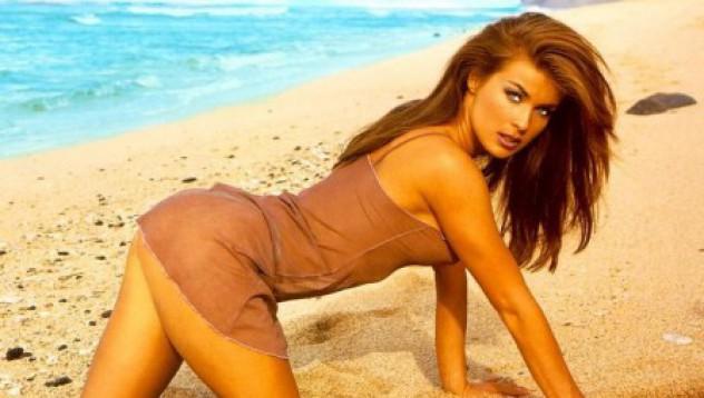 Кармен Електра в Playboy