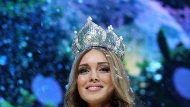 Мис Русия е Мис Свят 2008