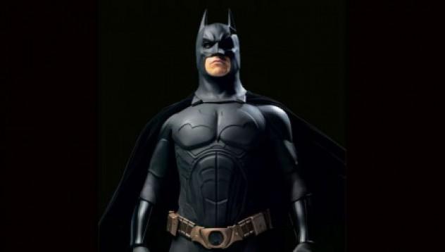 Батман е новият Дядо Коледа