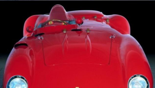 Редки модели Ferrari на търг в Швейцария