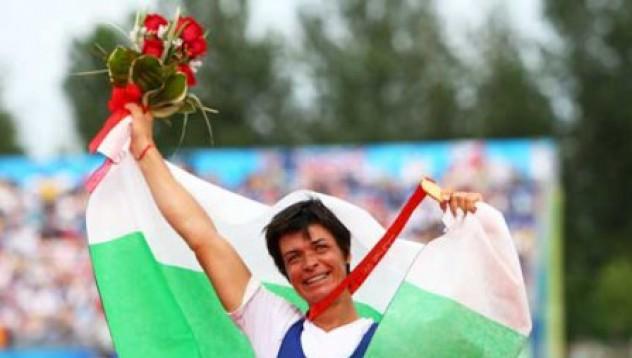 Румяна Нейкова е спортист на годината