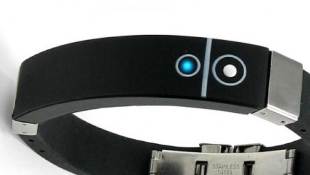 Bluetooth вибрираща гривна