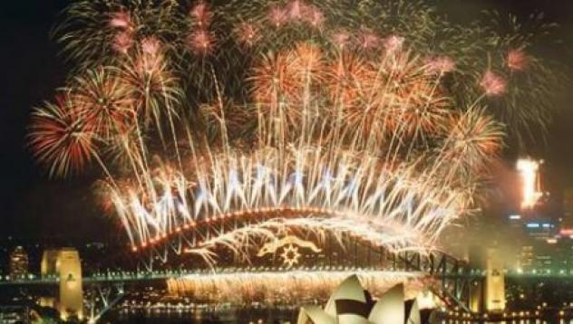 Нова година по света у нас