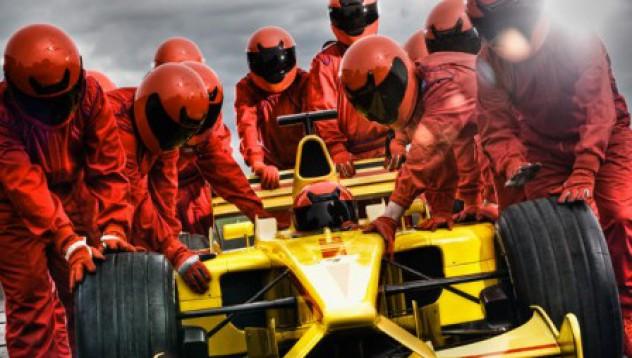 Кризата нямало да съсипе Формула 1
