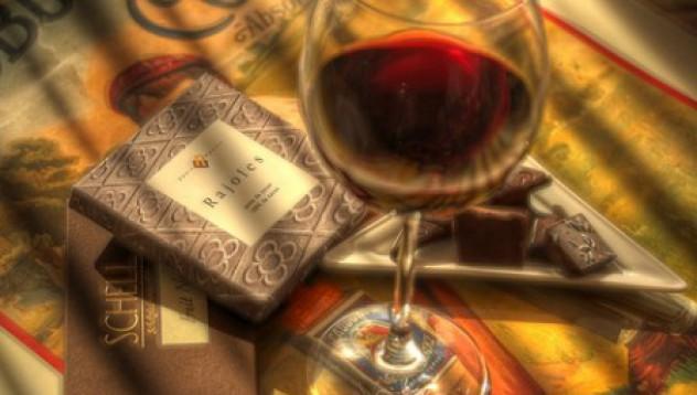 Забавлявай се с виното!