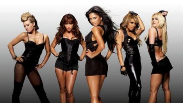 Pussycat Dolls в брой 100 на сп. FHM