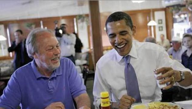 Какво ядат президентите?