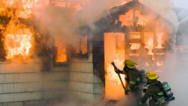 Най-лошите пожарникари
