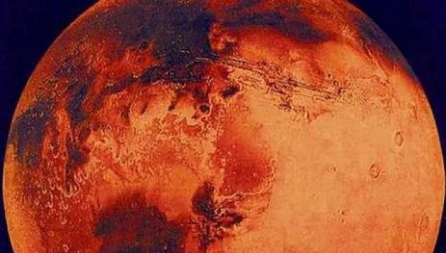 Пръцкащи марсианци