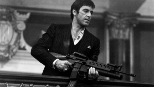 Седемте най-велики филмови престрелки