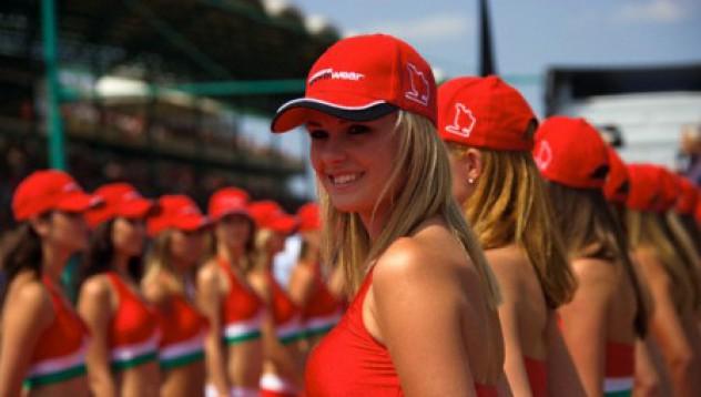 Мацките от Формула 1