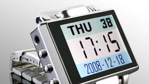 Часовник-камера