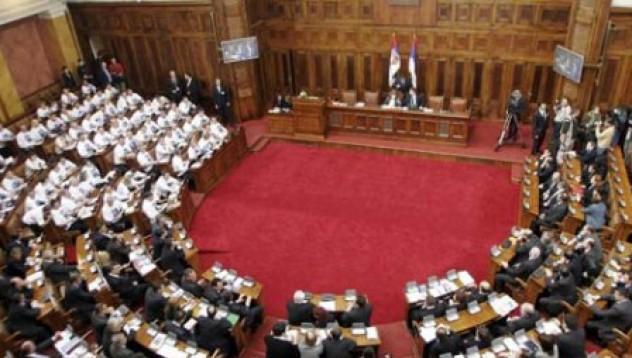 Сръбските депутати протестират срещу Аустрелиън Оупън
