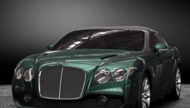 Първото Bentley Zagato GTZ се продава за 1.3 милиона евро