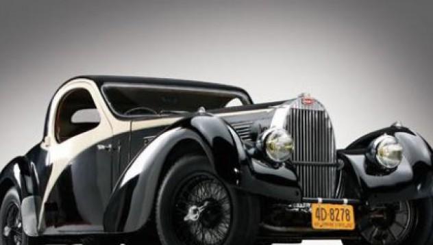 Продадоха Бугати от 1937 за 3,4 млн. евро