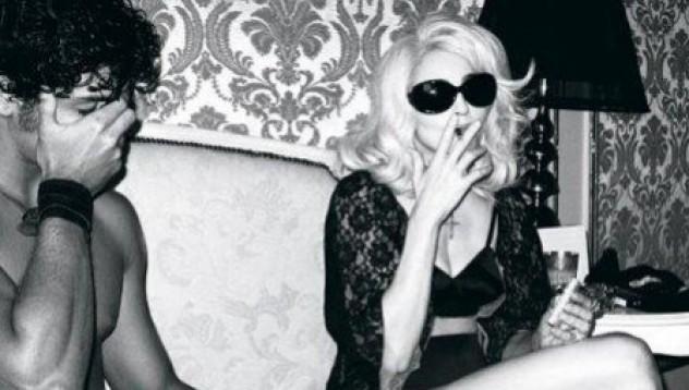 Мадона и Хесус: Секс в хотелска стая