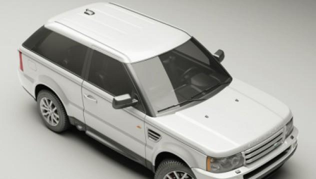 Най-накрая  Range Rover Sport с три врати