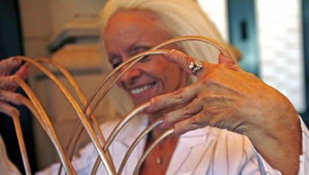 Най-дългите нокти в света