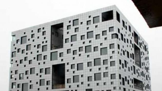 Сграда с 1000 прозорци
