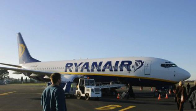 Ryanair ще таксува пътниците за тоалетна