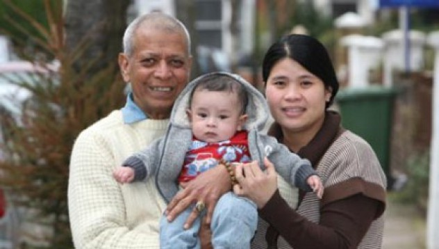 Да станеш баща на 75 години