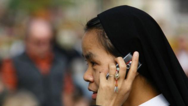 Холандци търсят Бог по мобилния