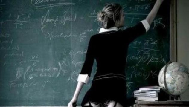 Сексът с учителка - забранен от закона!