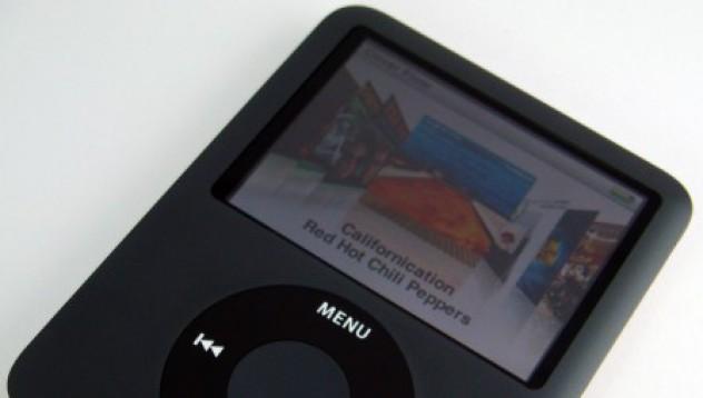 240 GB iPod