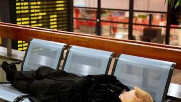 Когато летището е твой дом