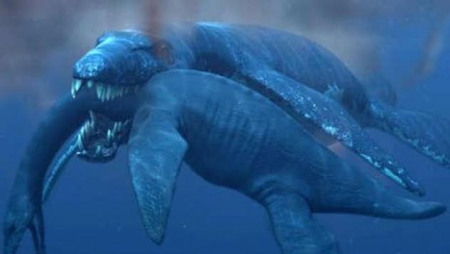 Откриха най-страшния морски звяр, живял някога