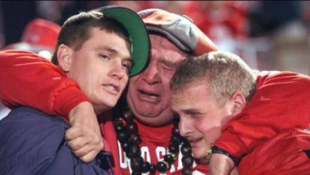 Кога плаче един мъж