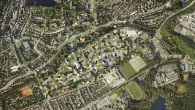 Мъж краде чрез Google Earth