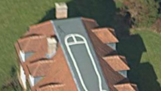 Най-мъжкият покрив на света