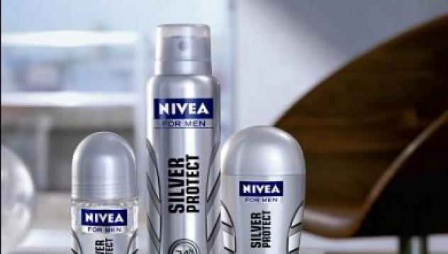 NIVEA FOR MEN Silver Protect