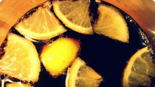 Свещена лимонена Кола