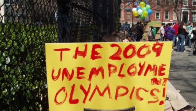Безработни олимпийски игри