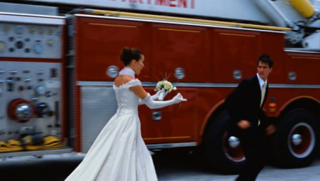 Сватбени изцепки